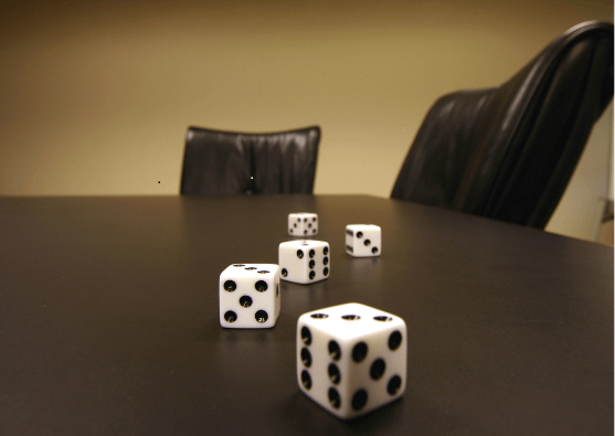 Is business all about luck?