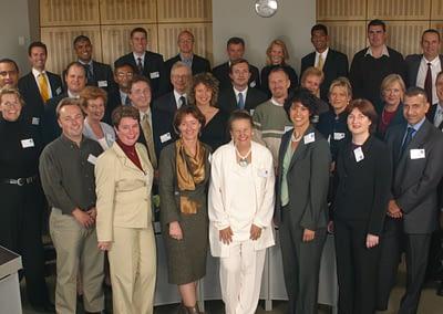 AGSM EMBA Class of 2000 Reunion 2005